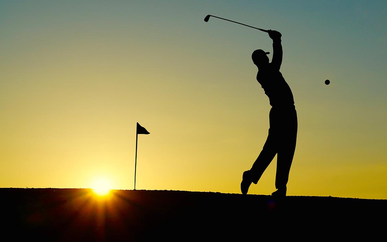 la ardilla del golf - golf