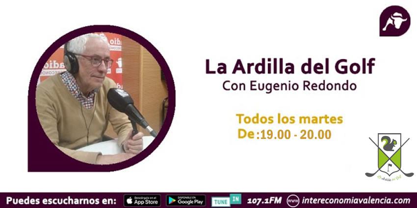 La-Ardilla-del-Golf-Morado- Eugenio Redondo