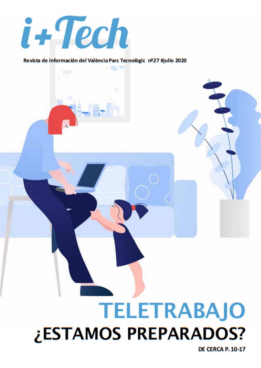 i+Tech nº27 #julio 2020