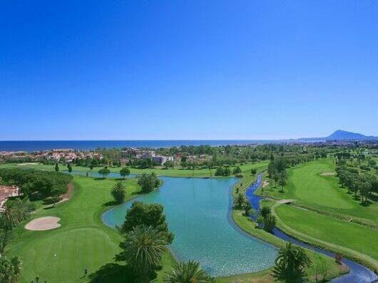 Oliva Nova organiza el torneo del circuito de mujeres profesionales de golf