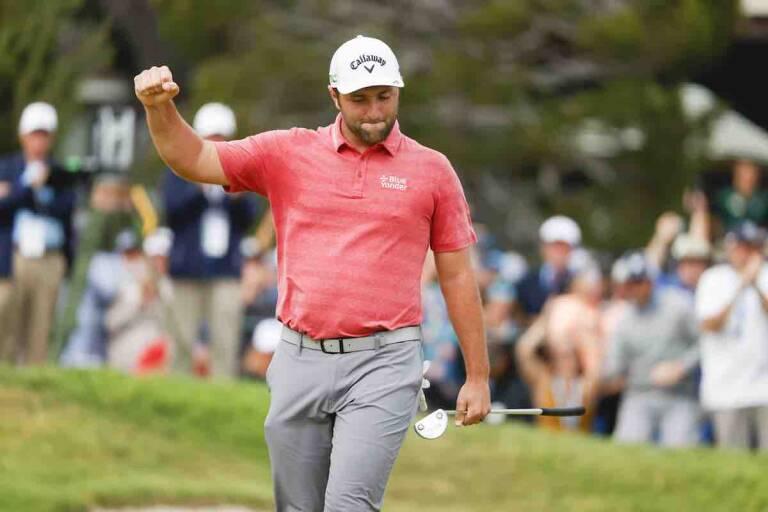 El mundo del golf habla español gracias al triunfo deJon Rahm