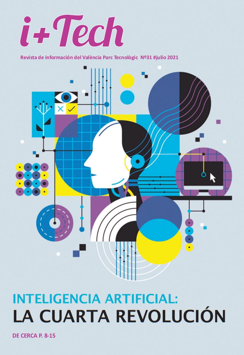 Revista de información del València Parc Tecnològic Nº31 #julio 2021